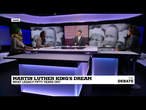 Martin Luther King's Dream: What Legacy Fifty Years On?