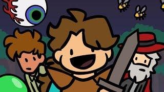 Terraria is cool - A Terraria animation