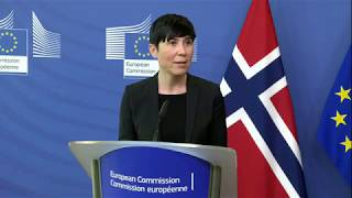 #Palestine - 'My fear is that acute financial situation could promote radical groups' Søreide