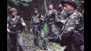 American mercenaries and covert ops of the 80's