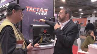 SHOT Shot 2018 – HATSAN Lightning 4500 psi Air Compressor & New Handpumps