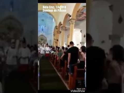 Domingo de Páscoa - Bela Cruz