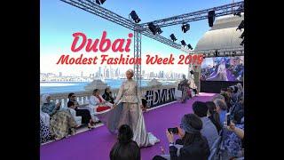 Dubai Modest Fashion Week 2019 Vlog