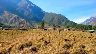 preview picture of video 'Kibithu HQ, Anjaw, Arunachal Pradesh'