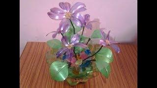 Plastic Bottle Craft Idea Ll Plastic Bottle Reuse Idea Ll Best Out