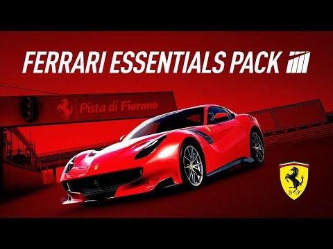 Project CARS 2 - Ferrari Essentials Pack Trailer