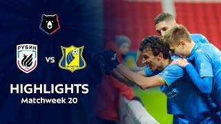 Highlights Rubin vs FC Rostov (0-2)