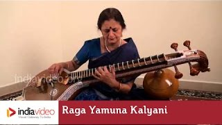 Raga Series: Raga Yamuna Kalyani in Veena by Jayalakshmi Sekhar 020