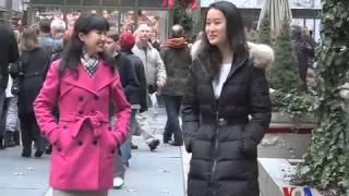 走进美国:纽约东方女白领的美漂生活 (上)