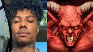 Blueface Sold His Soul For Fame? Truth Revealed! (Studio Be Nice to Satan)