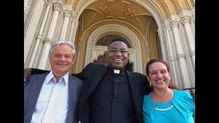 A magyar orvos, aki Nigériában ragadt