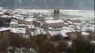 preview picture of video 'Coll De Nargo: primera nevada del 2014'