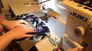 Part 2: Making The Lola Domed Handbag By Swoon Sewing Patterns