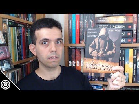 A Conspiração Franciscana - RESENHA - Leitura #117