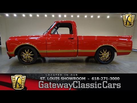 1971 Chevrolet C10 for Sale - CC-1019939