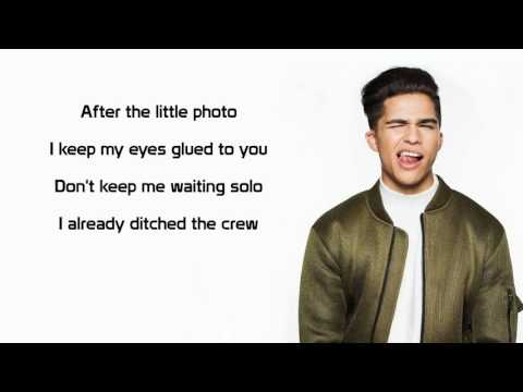 Alex Aiono - Work The Middle (Lyric Video)