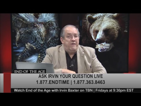 Worldwide Surveillance | Irvin Baxter | End of the Age LIVE STREAM