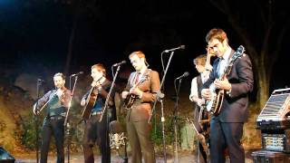 Dead Leaves and the Dirty Ground (Cover) - Punch Brothers
