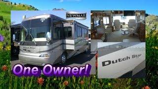 Pre-Owned 2005 Newmar Dutchstar 4009   Mount Comfort RV
