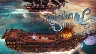 Abandon Ship - Tidal Waves, Icebergs & Pirates! - Ship Management Simulator - Abandon Ship Gameplay