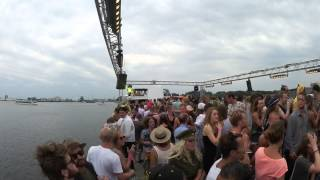 Ici Sans Merci - Live @ Ark of Noah Boatparty 2015