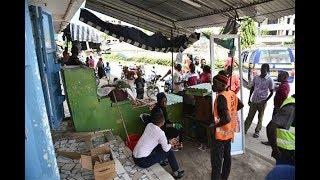 Bamburi residents speak of night attacks by machete-wielding gang