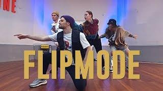 """Fabolous, Velous, Chris Brown """"FLIPMODE"""" Choreography By Attila X Daniel"""