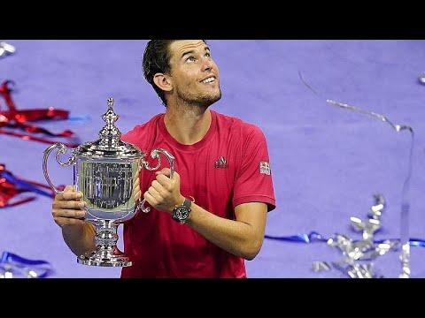 US Open: Ο Ντόμινικ Τιμ «βασιλιάς» της Νέας Υόρκης