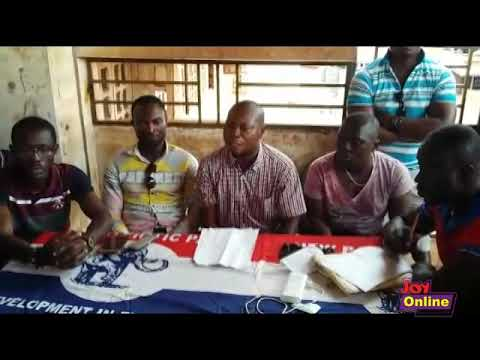 'Alleged NPP Serial callers resume after meeting with party bigwigs' (19-9-18)