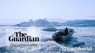 Groenlandeses: así es mirar de frente al cambio climático en la última frontera del Ártico