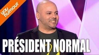 FREDERICK SIGRIST   Président Normal