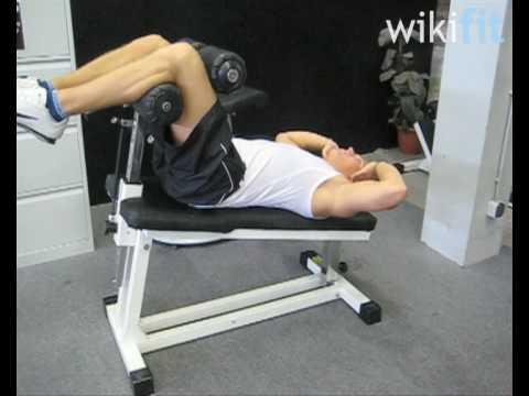 bauchmuskel bungen ohne ger te f r zu hause f r anf nger. Black Bedroom Furniture Sets. Home Design Ideas