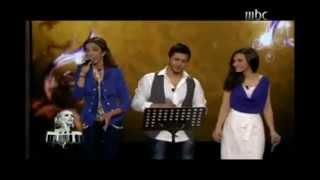 تريو يوسف وكارمن ودنيا - سهر الليالي MBC تحميل MP3