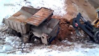 Amazing accidents fails videos of heavy construction equipment compilation 2018 I Handyman