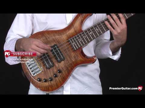 Review Demo – PRS Guitars Grainger 5-String Bass