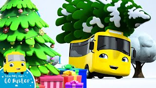Go Buster - Buster's First Snowy Christmas | BRAND NEW SERIES | Kids Cartoon | Little Baby Bum