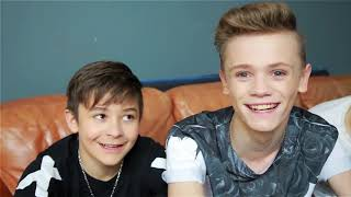 Bars and Melody OFFICIAL! Bars and Melody   Keep Smiling Behind The Scenes