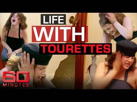 Girl living with worst ever case of tourettes | 60 Minutes Australia (16m44s)