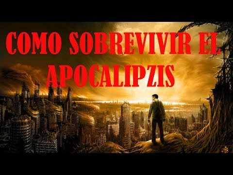 GUÍA DE SUPERVIVENCIA POST-APOCALIPTICA