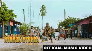 CHIN BEES - NYONGA NYONGA (OFFICIAL MUSIC VIDEO)