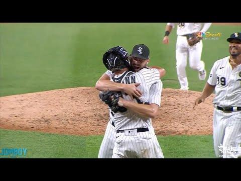 Lucas Giolito throws a no hitter, a breakdown