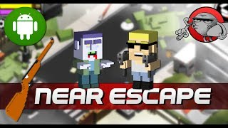 Near Escape - КВАДРАТНЫЙ Last Day on Earth?