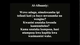 Download Lagu 02 Mawasiliano Na Mchumba Baada Ya Kuposa Na Kabla Ya Ndoa Imaam Al Albaaniy Mp3
