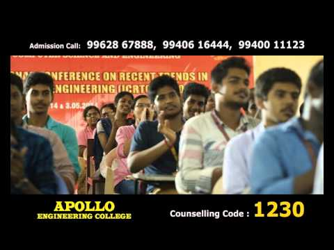 Apollo Engineering College video cover2