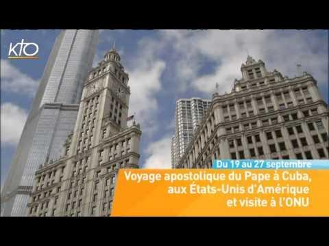 Le Pape François à Cuba et aux Etats-Unis (Bande-annonce)