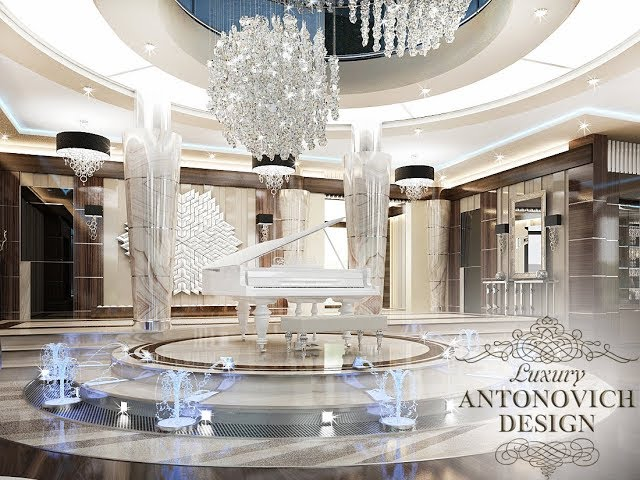 Проекты 2017 Luxury Antonovich Design  (no sound)