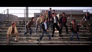 Grease - Summer Nights [1080p] [Lyrics]