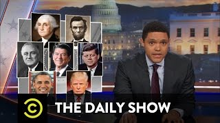 The 2016 Election Wrap-Up: The Daily Show