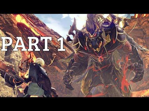 God Eater 3 - Gameplay Walkthrough Part 1 (Full Game) PS4 Pro