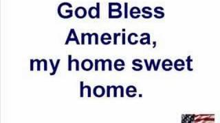 "Video thumbnail of ""God Bless America!!!"""